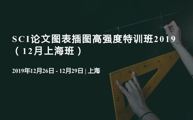 SCI论文图表插图高强度特训班2019(12月上海班)