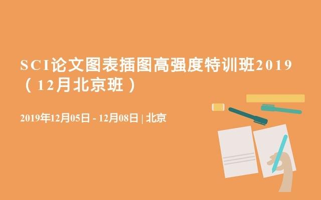 SCI论文图表插图高强度特训班2019(12月北京班)