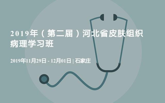 2019年(第二届)河北省皮肤组织病理学习班