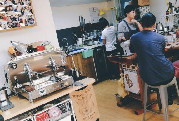 Caffe Amore咖啡蛋糕屋