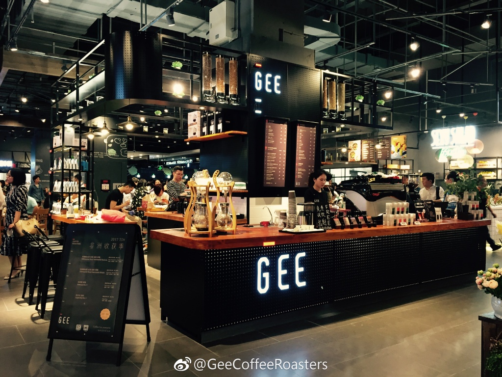 Gee Coffee Roasters