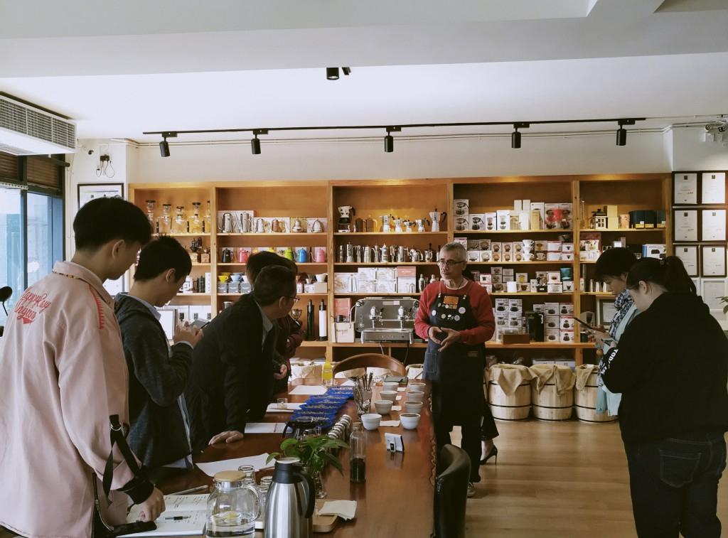 尚颖咖啡生活体验馆