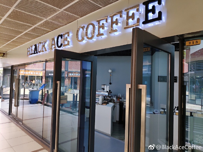 Black Ace Coffee